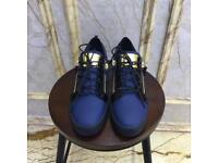 Giuseppe Zanotti Sneakers (Blue/Black)