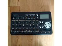 Tascam Pocket Studio dp 008 - 8 track recorder