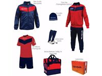 CHEEP FOOTBALL KITS £6/7/11 GYM/WEAR/ BOXING GEAR / EMBROIDERY