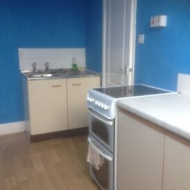 Large self contained flat, Recently refurbished throughout