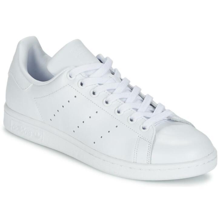adidas stan smith zwart wit