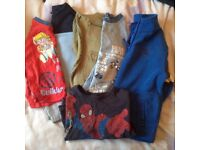 Bundle of boys jumpers aged 3-4yrs