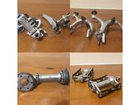 Campagnolo Bike Road Nuovo Record Components Parts