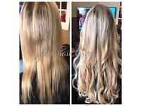 Hair Extentionist all methods on London