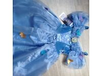 BNWTS Marks and Spencer Cinderella Dress 3-4 Years