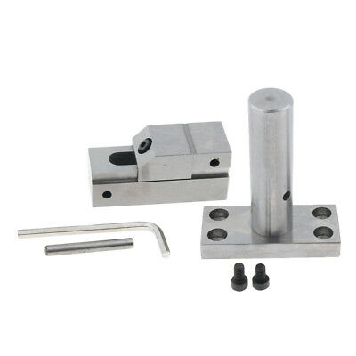 Manual Electrode Edm Vise Electric Discharge Machining Clamping Vice 1
