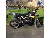 Pulse Adrenaline 250cc Supermoto, Road Legal, Off Road