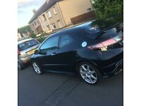 Civic type r £3000 no offers maybe px for focus St