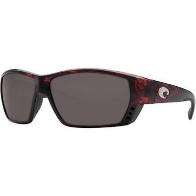 60f1908909fc5 Costa Del Mar Tuna Alley Polarized Sunglasses Global Ft 580G Tortoise Gray  Glass