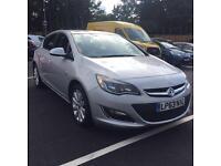 2014 Vauxhall Astra 1.6i VVT Elite 5 dr