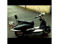 Great Scooter 125cc for beginners