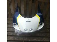 Gsxr srad nose cone fairing