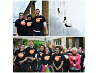 Last few spaces for charity abseil remaining