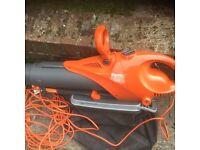 Flymo Scirroco garden vac/ leaf blower