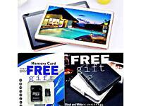 10 inch Tablet with SIM phablet 3G Phone pc android quad core dual sim for browsing and calling