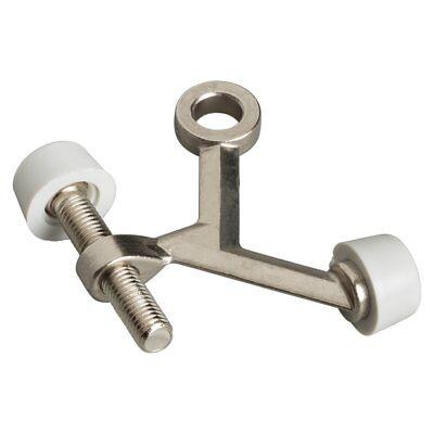 Box of 30- Satin Nickel- Hinge Pin Door Stops- #30670-15 ()