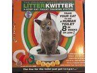 Cat Toilet Training Kit x 2