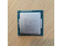 Intel Core i5 4670K Quad Core Retail CPU Haswell + Stock cooler