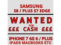 I BUY 4 CASH: IPHONE 7 / PLUS 32GB 128GB 256GB NEW SEALED OR USED EE VODAFONE O2 TESCO UNLOCKED