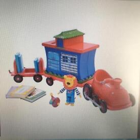 Childs Driver Dan Story Train Musical Toy