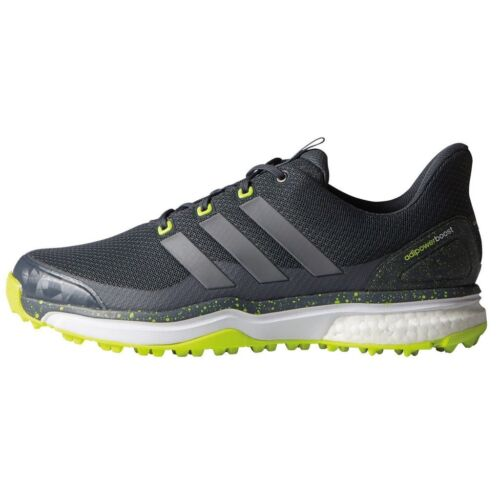 promo code ecba3 8e562 NEW MENS ADIDAS ADIPOWER SPORT BOOST 2 GOLF SHOES ONIX F33218 - PICK YOUR  SIZE .