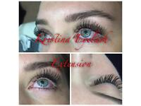 Individual and volume eyelash extension