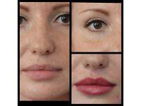 Semi Permanent make-up eyebrows, lips, eyeliner & eyelash extensions