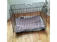 Puppy Crate - like new