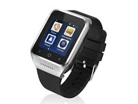 ZGPAX S8 Android 4.4 Watch Phone - 3G, 8GB Internal Memory, 5 Megapixel Camera, 1.54 Inch Display