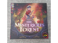 Mysterious Forest board game (childrens memory game)