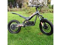 Oset 16 electric trials bike 36v 800 watt