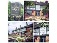 Head Chef for Great Pub in North London