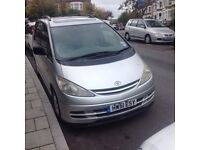 Toyota Previa - top of the range