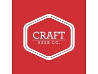 Outstanding General Manager needed at The Craft Beer Co Brighton