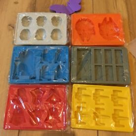 Star Wars Ice Cube Tray / Moulds (Brand New)