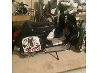 Vespa T5 Classic