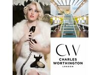 Hair Models Wanted for Charles Worthington Apprentice Team!
