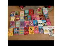 35 girls books