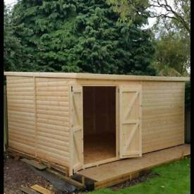 Shed 16x10