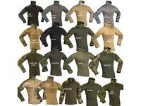 Invader Gear Combat Shirt Ubacs Us Digital Woodland Marpat