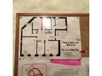 2 single bedrooms in fab 5 bedroom flat