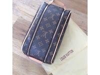 Louis Vuitton big cosmetic travel bag