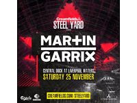 2 Steel Yard Tickets