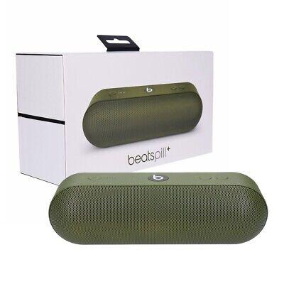Beats Pill+ Bluetooth Lautsprecher Olivgrün