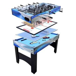 Hathaway Matrix 54 7-in-1 Multi-Game Table (Model BG1154M)