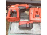 HILTI TE 2. 24 volt cordless hammer drill battery charger