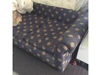Cosy 2 seater sofa