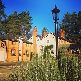 Passionate Chef de Partie required for busy country pub outside Farnham