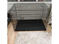 SOLD Dog crate