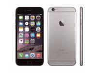 iPhone 6S 64GB Space Grey in Box - With Case and Screen Protector - Great Condition!